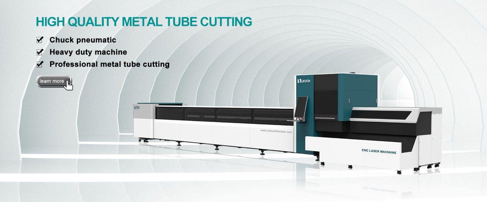 LX62TH Tube Laser Cutting Machine