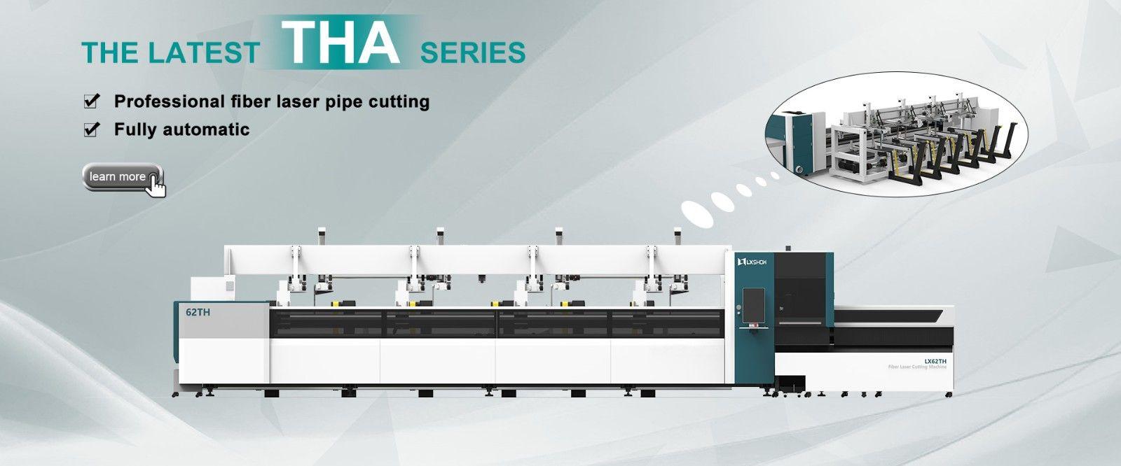 LX62THA Tube Laser Cutting Machine