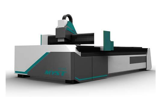 Sheet Metal Fiber Laser Cutting Machine