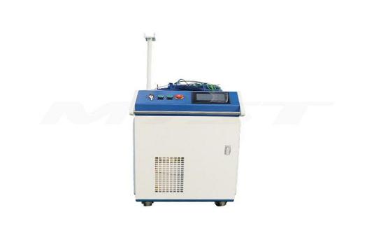 The laser welding machine