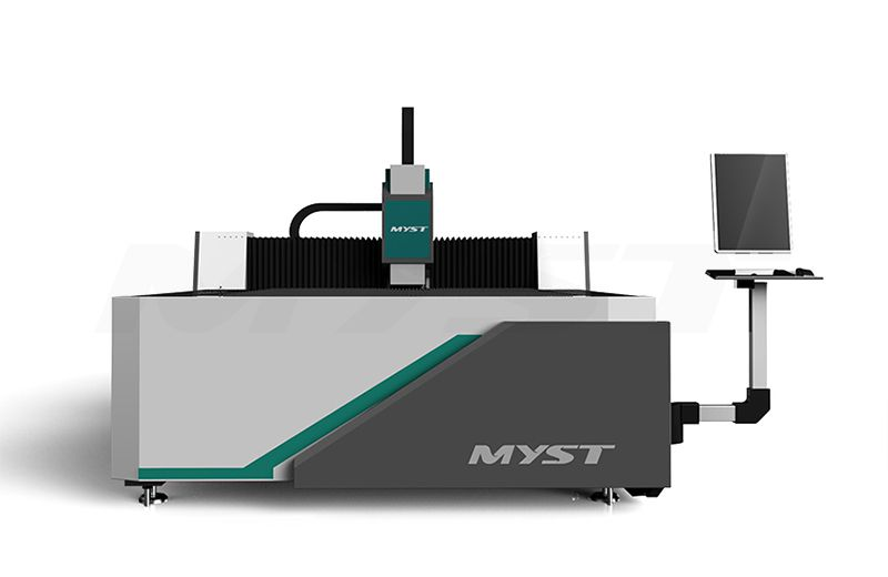 Exchange Table Fiber Laser Cutting MachineMTF3015J