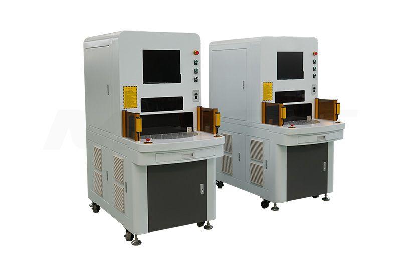 Four Work Station Laser Marking Machine