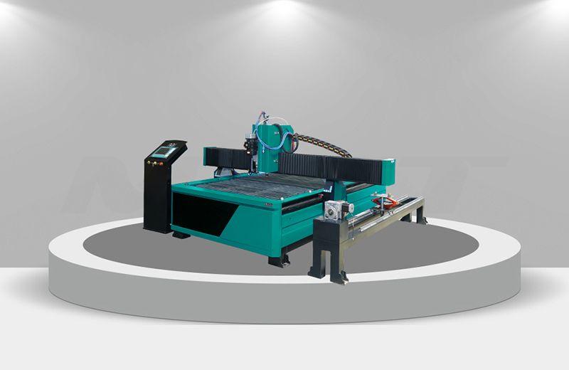 Metal Sheet and Pipe Plasma Cutting Machine