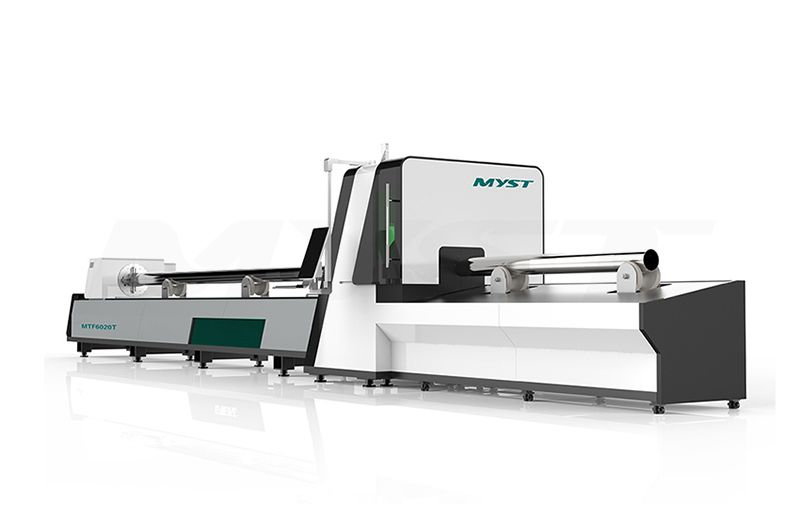 LXF6020T Metal Tube Laser Cutting Machine