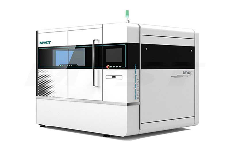 MYST MTF1390 mini fiber laser cutting machine