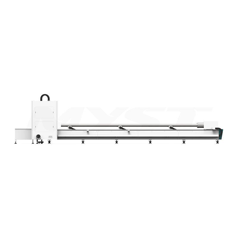 LX62TE Professinal pipe and tube fiber laser cutting machine