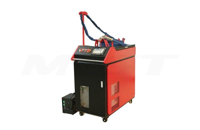 MTW-1000/1500/2000W Portable small mini cnc Fiber laser welder welding machine price with laser course 1kw 1.5kw 2kw