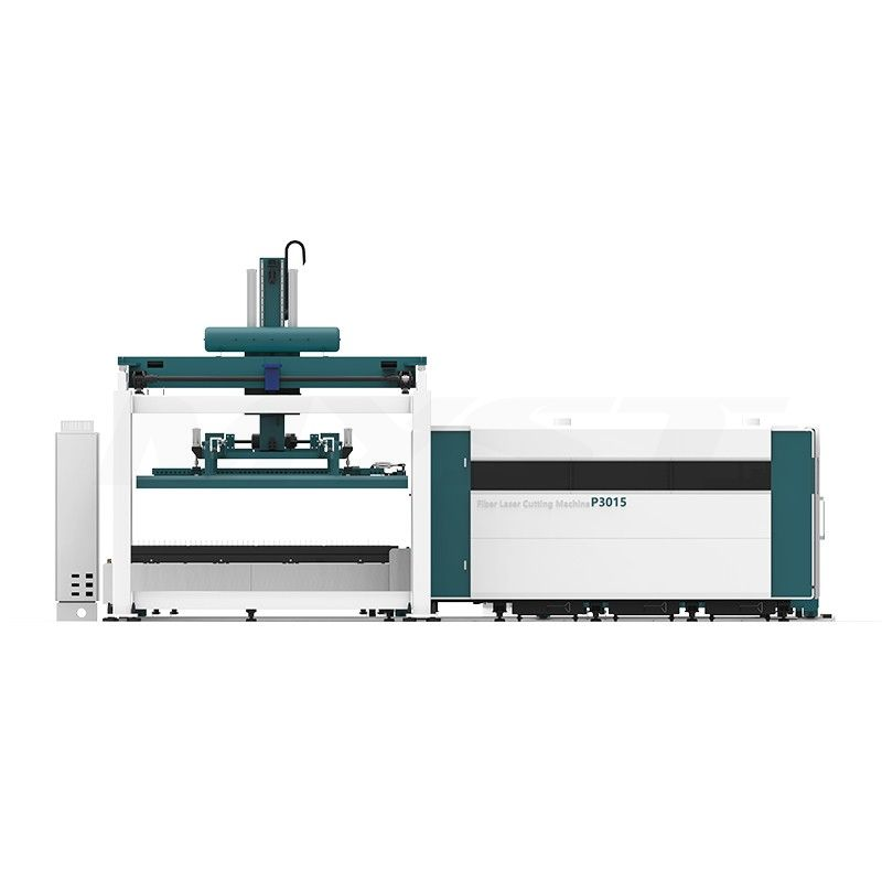 MT3015PA Automation device fiber laser cutter price for sale metal laser machine cut carbon thickness chart aluminum plate for industry