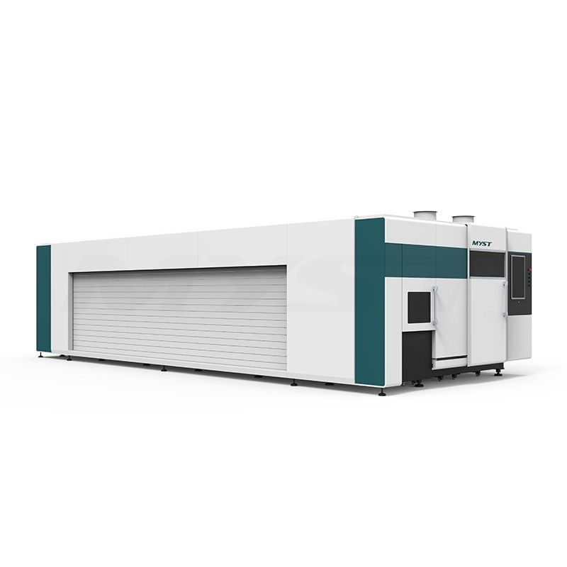 LX3015PT 3kw 4kw 6kw 8kw 10kw 12kw Metal Iron Fiber laser cutting machine with exchange table full cover rotary metal tube pipe fiber laser cutter