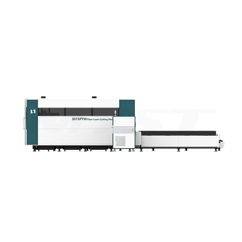 LX3015PTW cheap cnc exchange table rotary metal tube and plate fiber laser cutting machine copper iron aluminum for sale