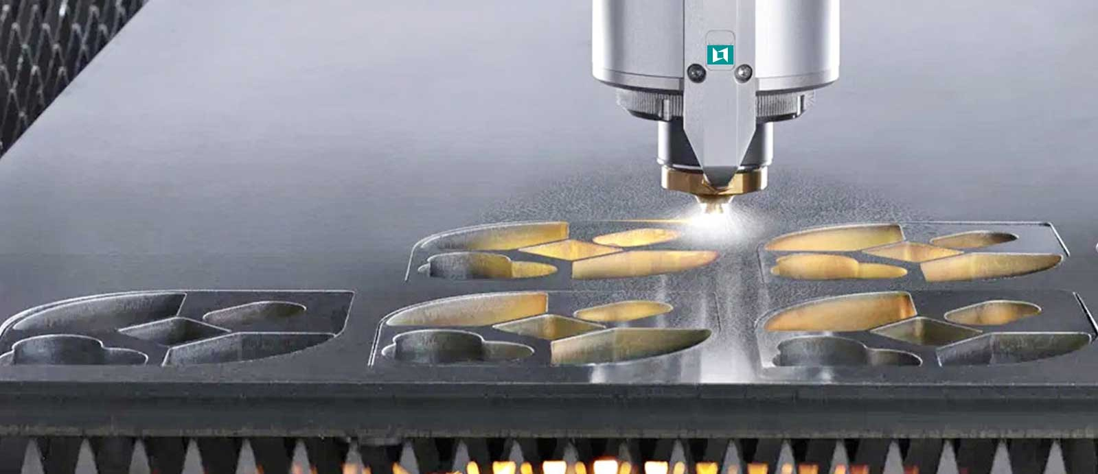 Metal cutter laser samples