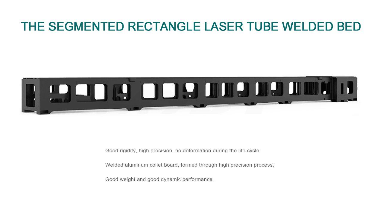 Professinal pipe and tube fiber laser cutting machine