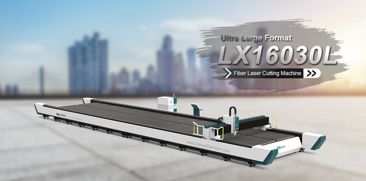 LX16030L 4kw 6kw 8kw 12kw 15kw 20kw cnc best metal sheet plate fiber optical laser cutting machine stainless steel carbon steel iron aluminum for sale